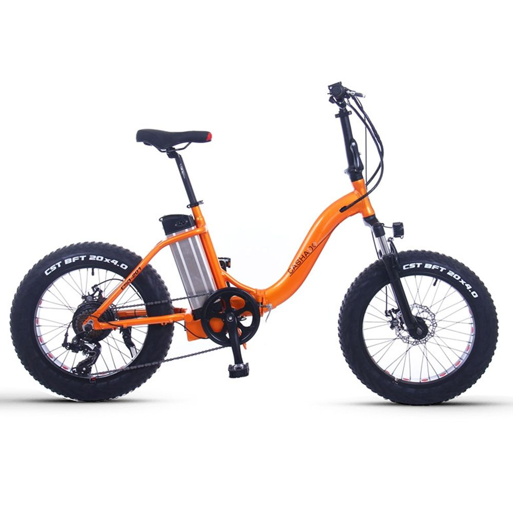 20inch elektro mountainbike 48V350-500W motor 12ah lithium-batterie schnee elektrische bike folding Schwan rahmen fett e-bike
