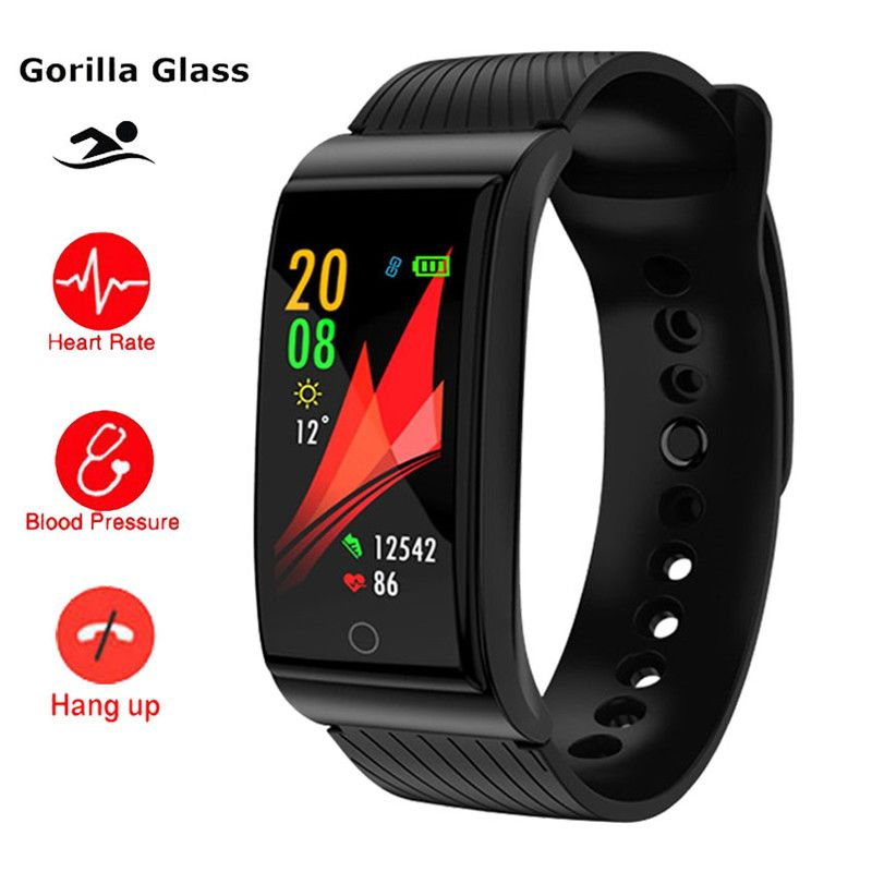 Outdoor Swim Smart Watch Blood Pressure Heart Rate Monitor Health Smartwatch App Run For Apple Xiaomi Huawei PK Fenix 5/Fit 3
