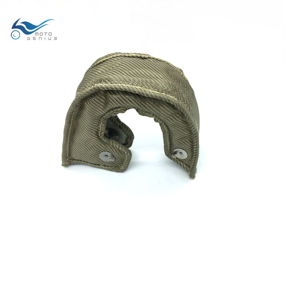 Turbo Blanket Heat Shield Cover T3 T25 GT30 TD03 TD05TurboCharger Lava Turbocharger Blanket Cover