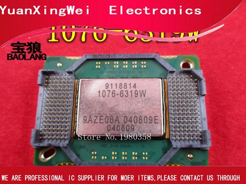 Бесплатная Доставка 1 шт./лот DMD чип-проектор 1076-6319 1076-6319 Вт 1076 6319 Вт Best качество