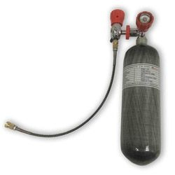 AC1217101 2.17L Paintball Cylinder Airgun Air Compressed Guns Pcp Condor 4500Psi 300Bar Mini Diving Fire Protection Acecare