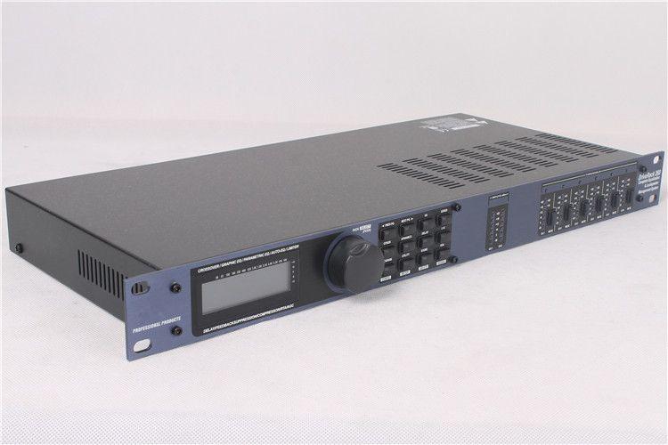 Hohe Qualität Digital prozessor 3 in 6 heraus DriveRack 260 professional Sound System Ausrüstung Effektor für heißer verkauf