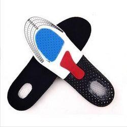 Силиконовые обувные стельки свободного размера для мужчин и женщин ортопедическая стелька-ступинатор спортивные стельки мягкие беговые м...