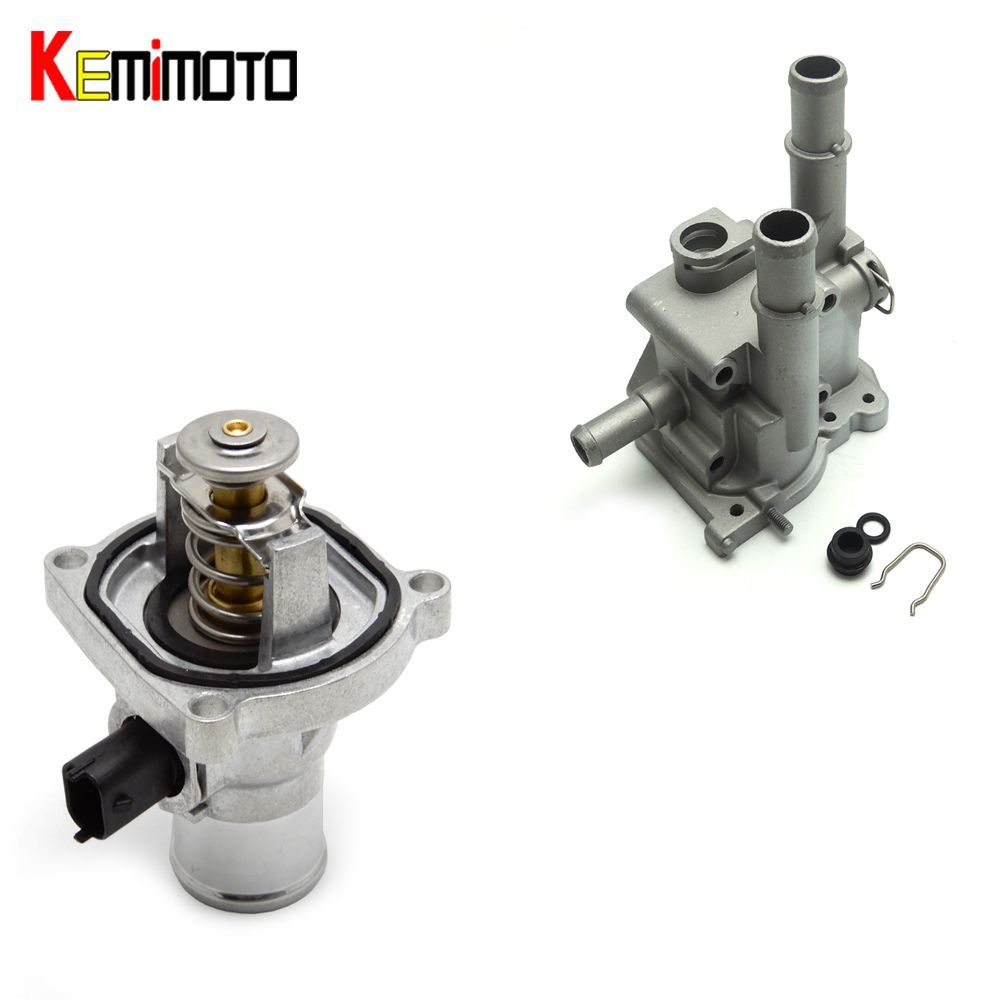 KEMiMOTO 96984104 Cooling Thermostat Housing for Opel Cruze Astra for Chevrolet Cruze 96984103