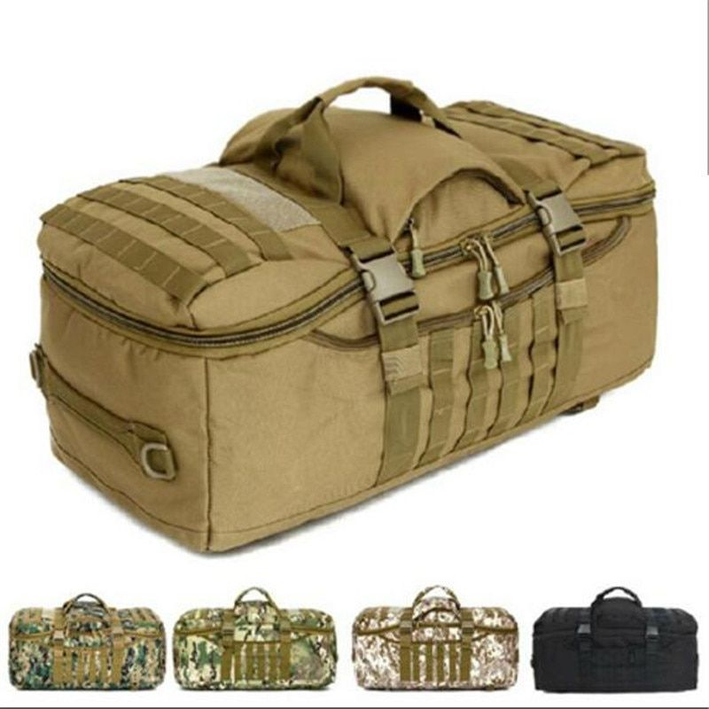 Men's bags backpack Bags 50 l tourist water-proof aircraft backpack military laptop camouflage backpack brand hologram for sale