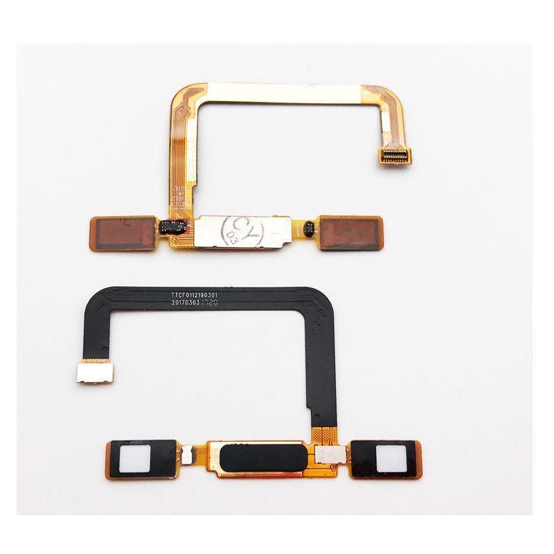 High Quality 1Pcs For Nokia 6 Touch Sensor Fingerprint Scanner Flex Cable