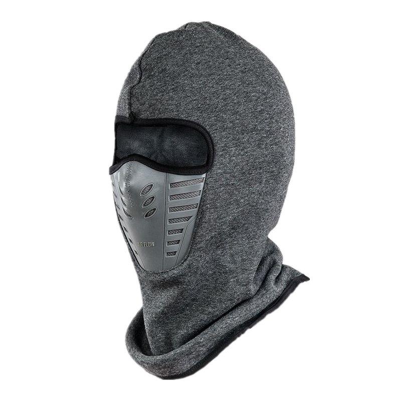 CKAHSBI Bike Full Face Scarf Mask Neck Bicycle Snowboard Ski MTB Men Dust-proof Cycling Face Mask Windproof Winter Warmer Fleece