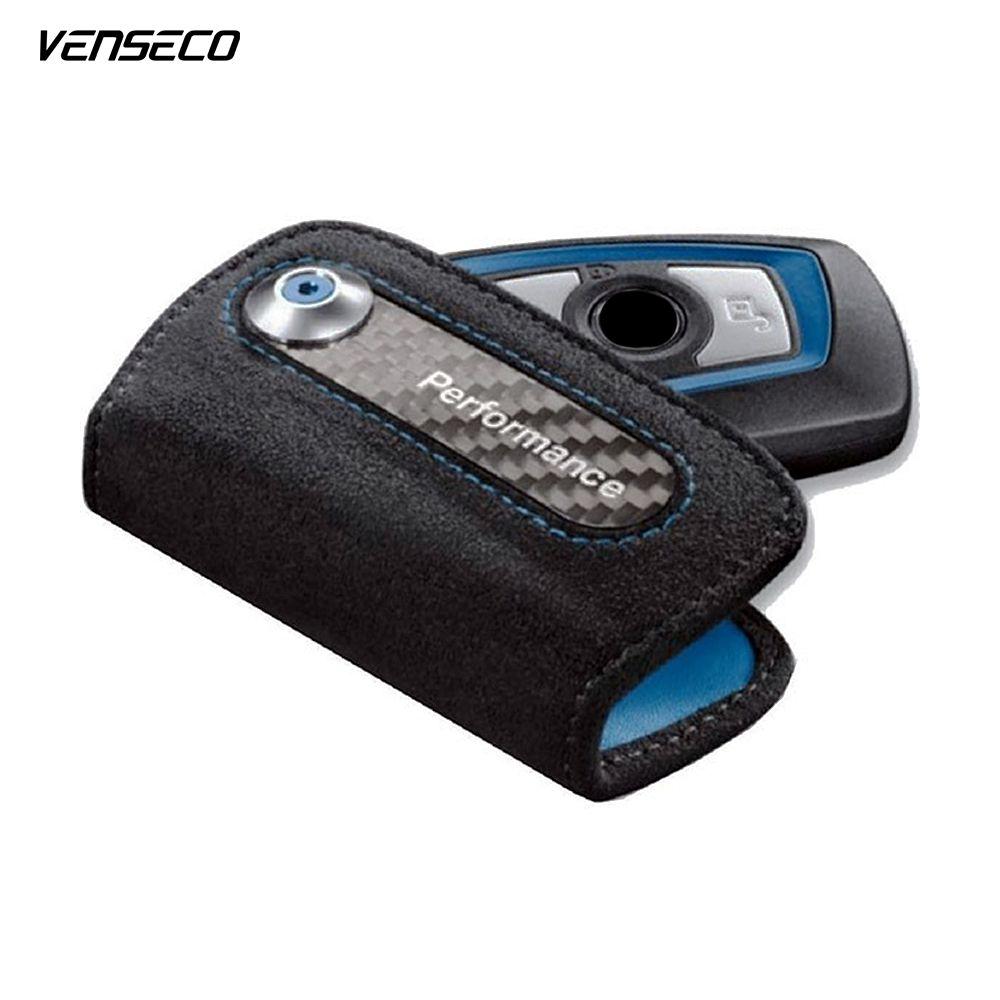 Venseco Мода для BMW кошелек замша для BMW случае ключ для BMW X3 X4 1 3 4 5 6 7 серии и 3 5 серии GT новое поступление