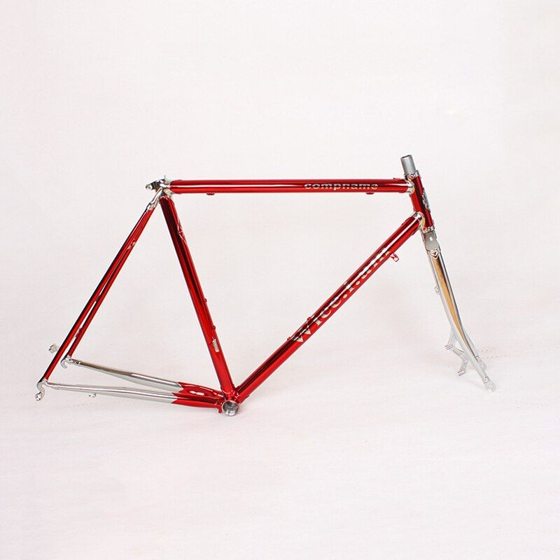 DIY frame Chrome molybdenum steel road Bike framefixie bike frame 700 C 525 tube 48 cm 50 cm 52 cm 54 cm 56cm