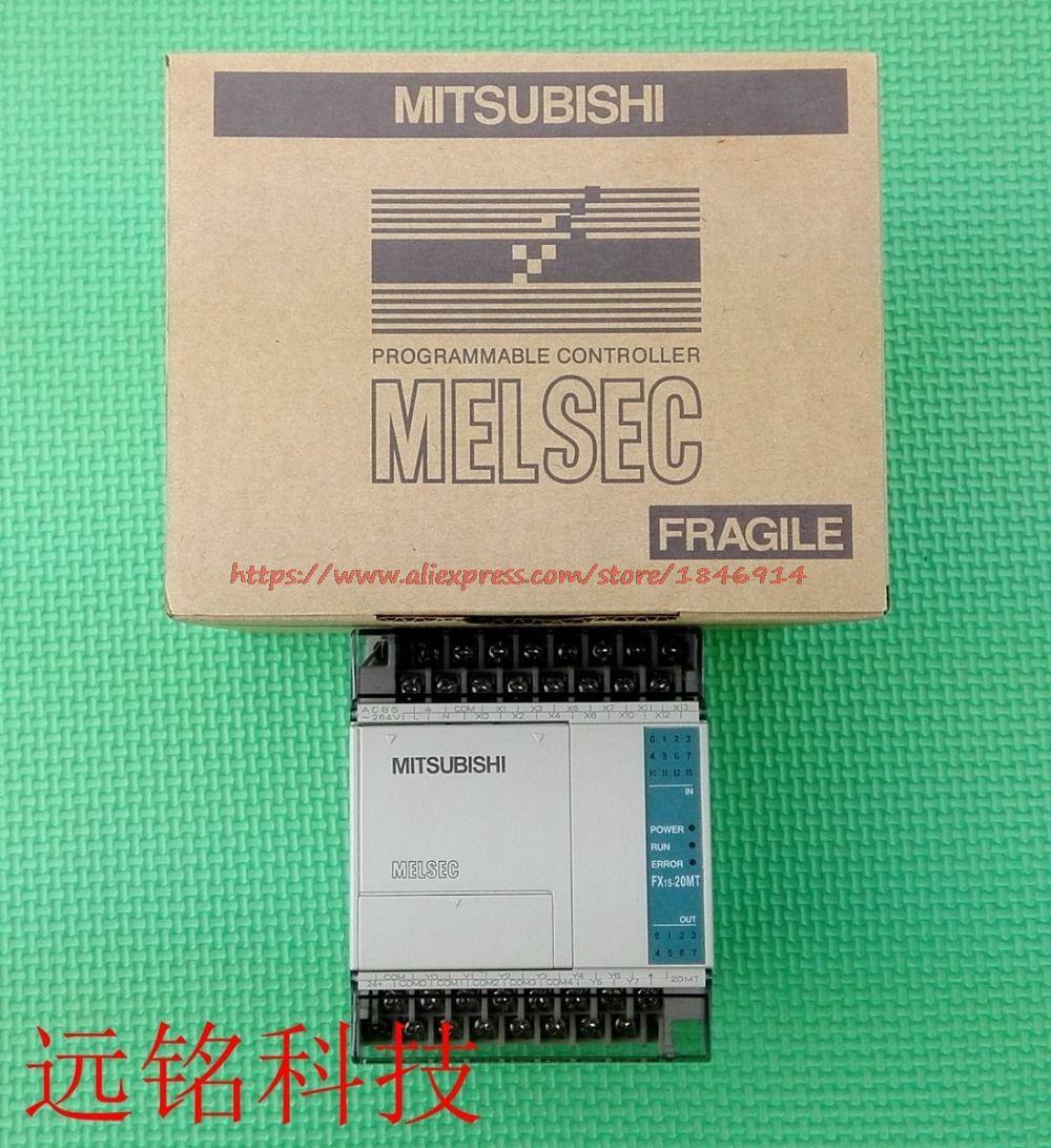Free shipping FX1S-30MR-001 FX1S-30MT-001 Mitsubishi PLC programmable controller FX1S-30MR FX1S-30MT