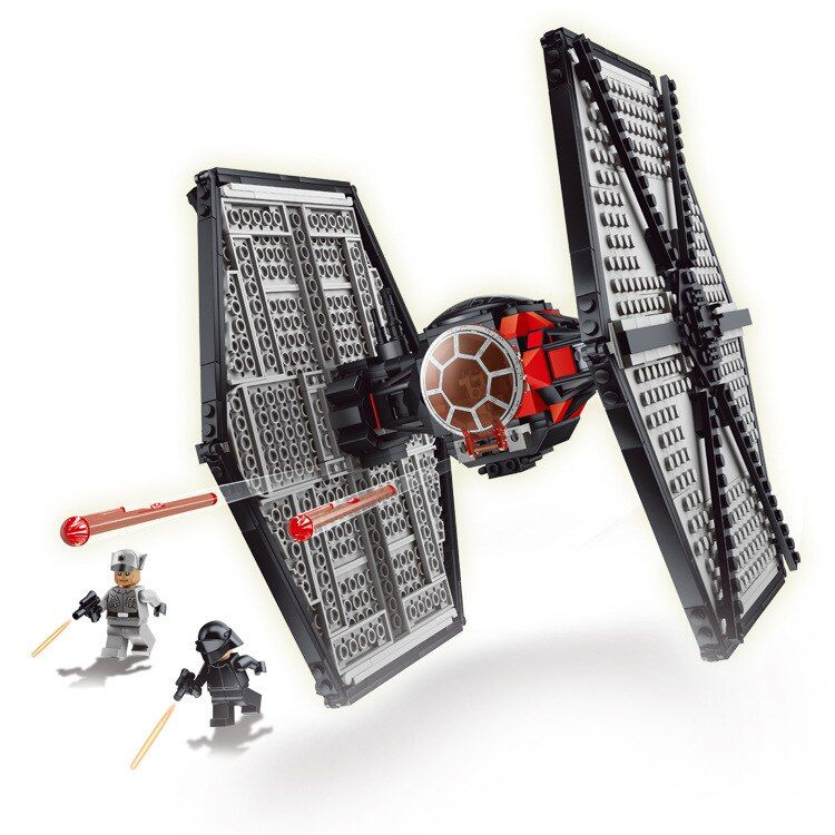LOZ New Star Wars Buliding Blocks Special Forces TIE Fighter Figures Star Wars Toy Compatible Legoingly Starwars
