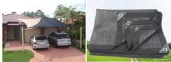 6x3 متر واقية للتنفس شبكة ، sun screen. تظليل صافي. سيارة واقية. منزل حديقة الشمس