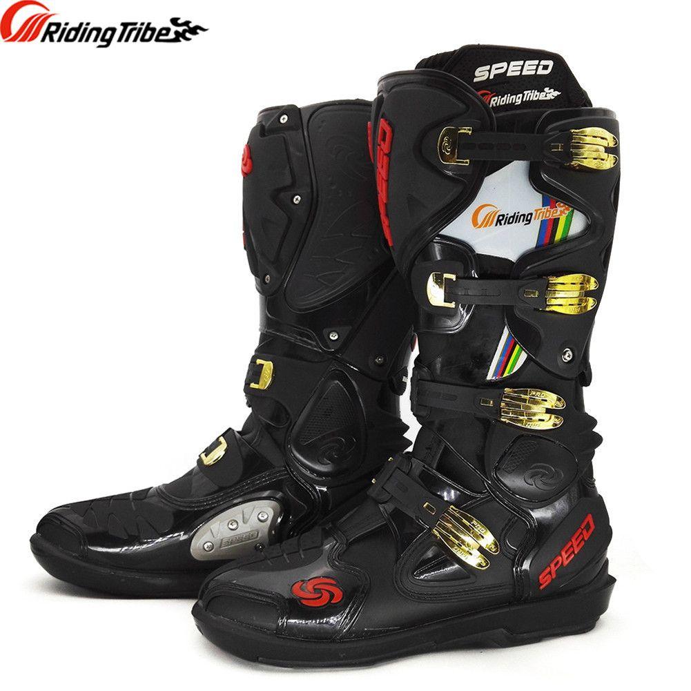 Professionelle Rally Motocross Stiefel Motorrad Schuhe Off Road Botas Moto Motoqueiro 00491 Motocicleta Botte Botas Para Moto Schuhe