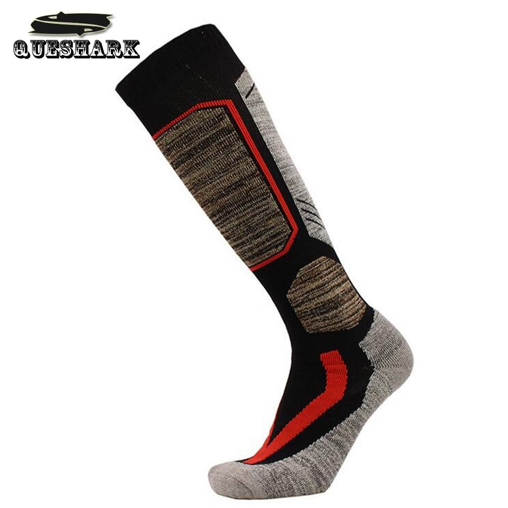 Winter Warm Men Women Thermal Ski Socks Thick Cotton Sports Hiking Snowboard Cycling Skiing Soccer Socks Leg Warmers Socks
