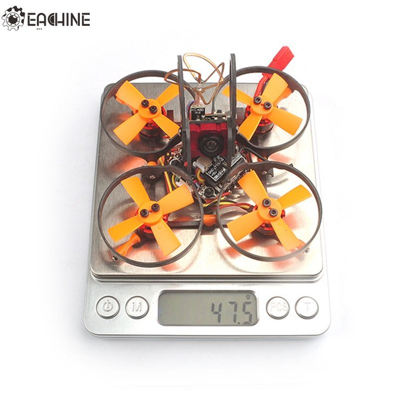 New Hot Eachine for Aurora 68 68mm Mini 5.8G 600TVL FPV Racing Drone BNF with F3 OSD 48CH 25mW VTX FPV Camera Drone RC Toys