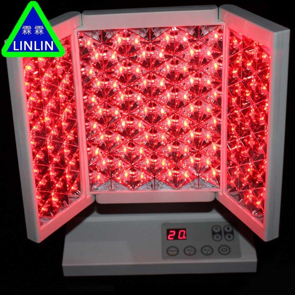 LINLIN Haushalt led sieben-farbe licht lampe Photodynamische Schönheit Gerät Gesichts akne Optisch-spektroskopische instrument gesichts massage