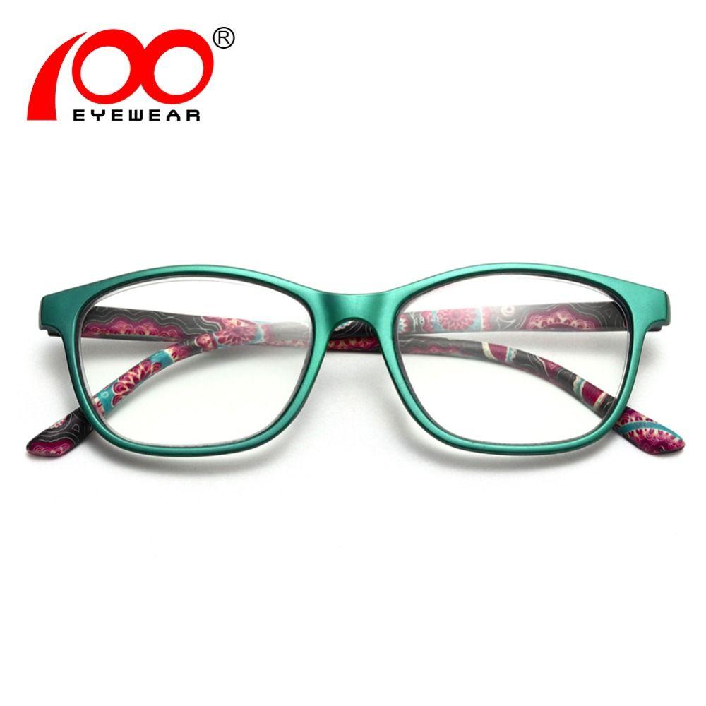 [$5 Angebote] Mode Frauen Lesebrille Damen Dioptrien Gläser Wirtschaft Verschiffen
