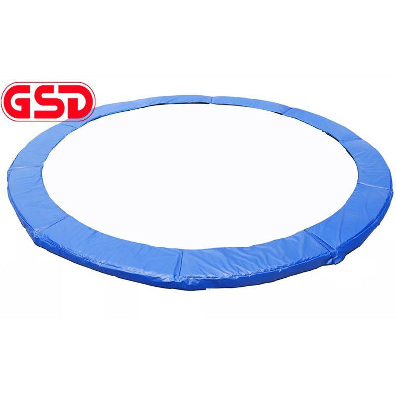 GSD Trampolin Runden Modell Master Frühling Pad Abdeckung Für 6/8/10/12/13/14/15/16 Fuß Trampolin