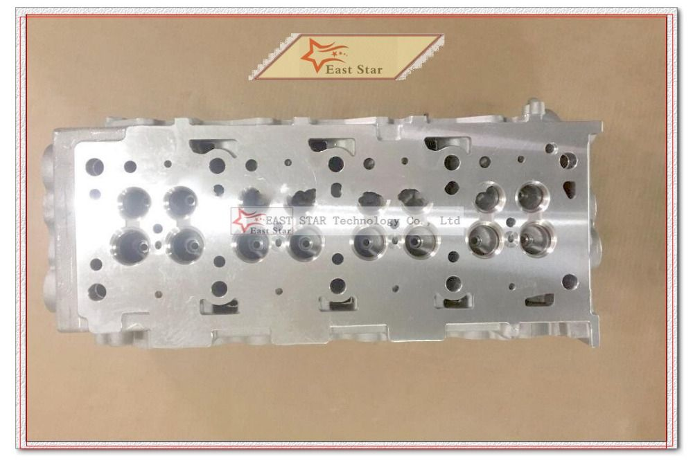 GW4D20 4D20 4D20B 1003100-ED01 Cylinder Head For Great Wall HOVER HAVAL H5 HAVAL H6 1996cc 2.0L L4 83.10 DOHC 16V 1003100ED01