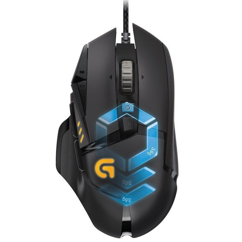Logitech G502 Proteus Gaming Mouse Mice