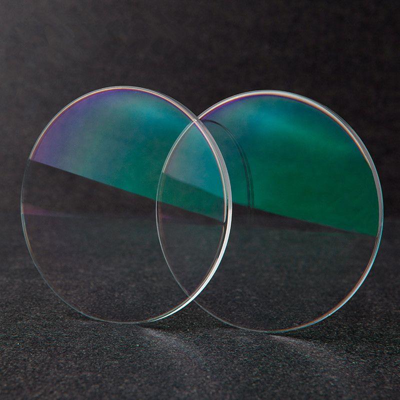 Prescription lentilles De Résine Lentille hypermétropie Revêtements Asphérique Uv Rayonnement myopie lentille 1.56 1.61 1.67 1.74 lentille Optique