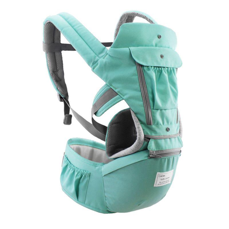 AIEBAO porte-bébé ergonomique enfant bébé Hipseat fronde avant face kangourou écharpe porte-bébé pour bébé voyage 0-18 mois