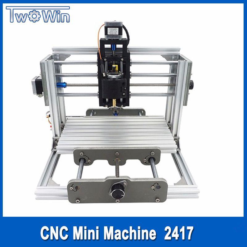 cnc 2417,diy cnc engraving machine,3axis mini Pcb Pvc Milling Machine,Metal Wood Carving machine,cnc router,cnc2417,grbl control