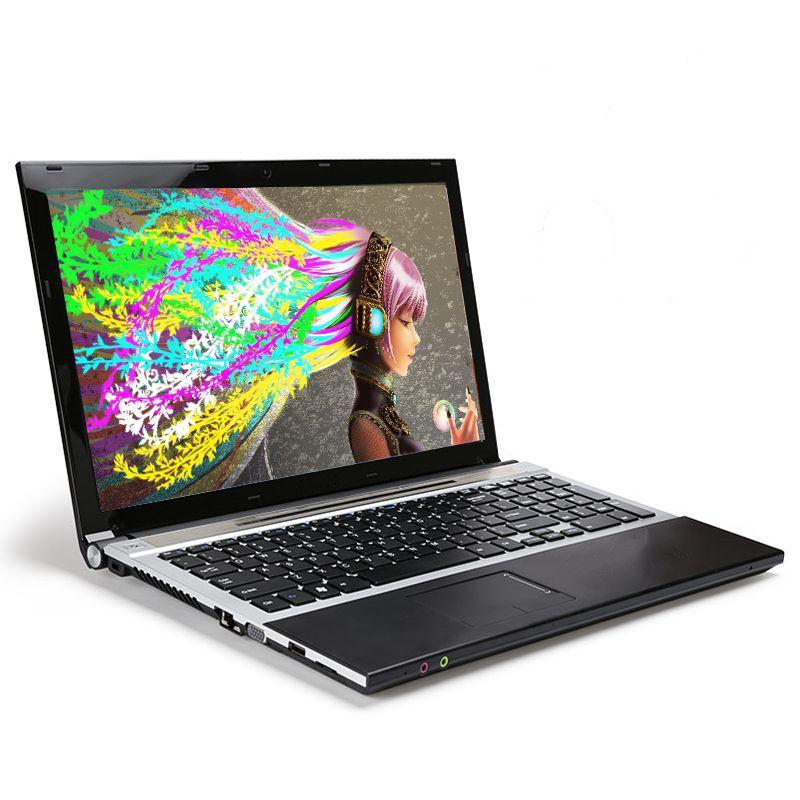 15,6 zoll Intel Core i7 8 gb RAM 120 gb SSD 1 tb HDD mit Kamera Wifi Bluetooth Windows 7/10 system Gaming PC Laptop Computer