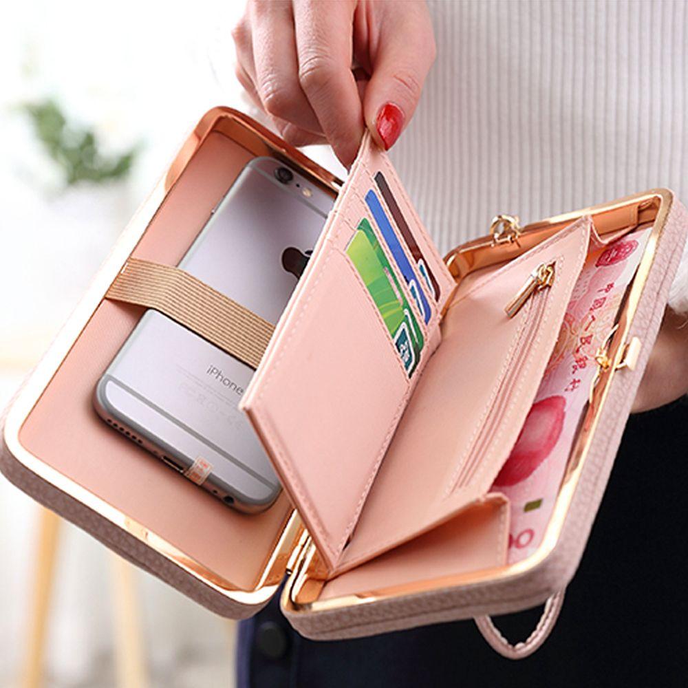 UTOPER De Luxe Femmes Portefeuille Cas Pour iPhone 8 Cas PU En Cuir couverture Pour iPhone 8 Plus Cas de Téléphone Universel Sac Pour iPhone8 cas