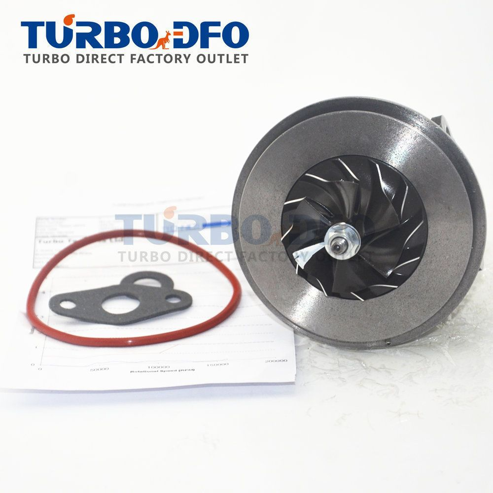 Turbocharger cartridge 49135-02652 chra For Mitsubishi Pajero III 2.5 TDI 2001- 4D56 115 HP turbine parts repair kits core assy