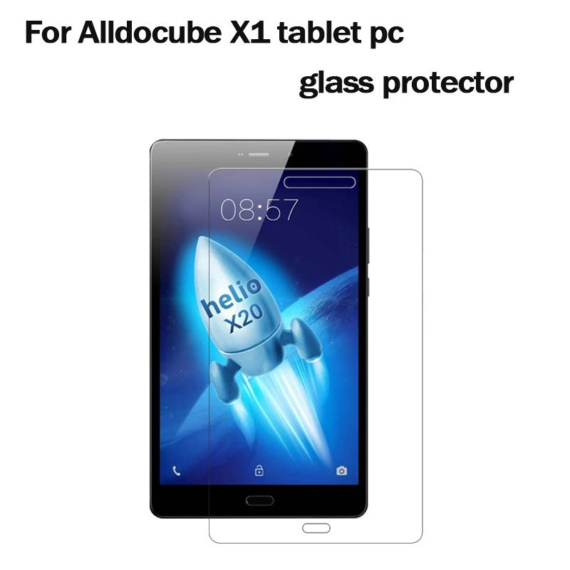 Tempered Glass Film Screen Protector for Alldocube x1 /cube x1 8.4 inch Tablet pc
