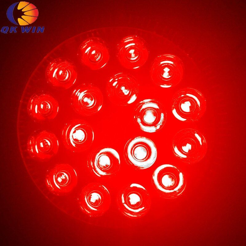 Alle red 660nm E27 par 38 Led wachsen licht 54 Watt für wachsen atage in hydrokultur beleuchtung und aquarium riff korallen beleuchtung dropshipping