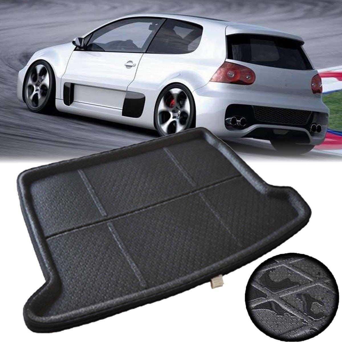 EVA Car Trunk Tray Boot Cushion Mat Rear Trunk Liner Cargo For VW Golf 6 GTI 2009-2013