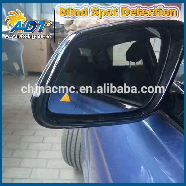 Newest Blind Spot Monitor Side Assist System With Mounting Bracket Warning Function 24 GHz Sensors BSM BSD BLIS Fit For BMW F30