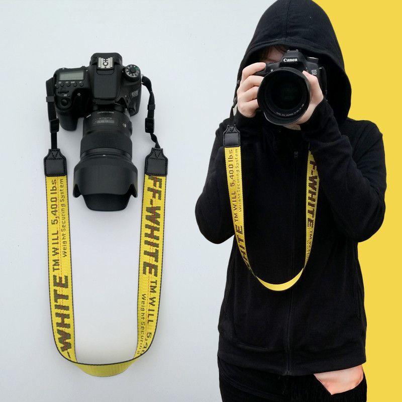 SLR Camera Strap Digital Camera SLR Camera Straps off-white Camera with FOR Canon Nikon Sony Fujifilm