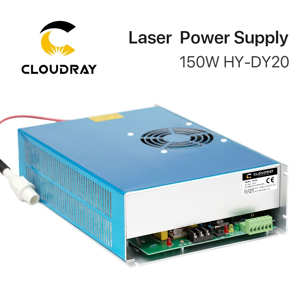 Cloudray DY20 Co2 Laser Power Supply For RECI Z6/Z8 W6/W8 S6/S8 Co2 Laser Tube Engraving / Cutting Machine