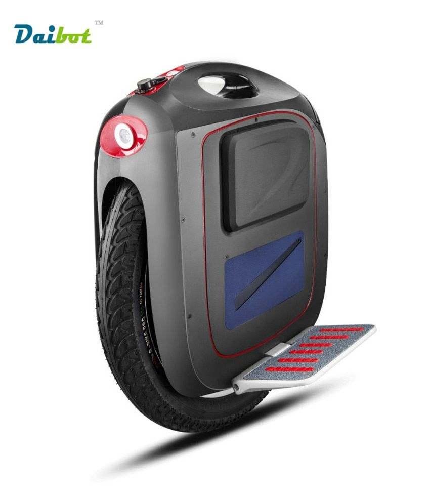 GT Msuper3 18 inch One Wheel Hoverboard 1500W Motor 820WH/820WH/1600WH High Speed 50 km/h Range 60-150KM Pull Rod APP