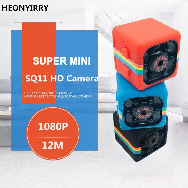 Portable SQ11 HD 1080P Car Home CMOS Sensor Night Vision Camcorder Micro Cameras Camera DVR DV Motion Recorder Camcorder