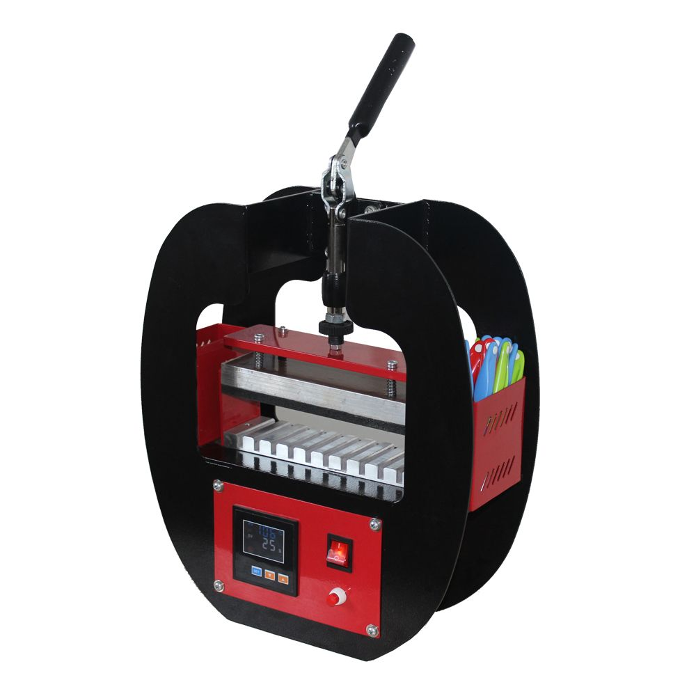 Plastic ball pen logo press sublimation heat transfer machine
