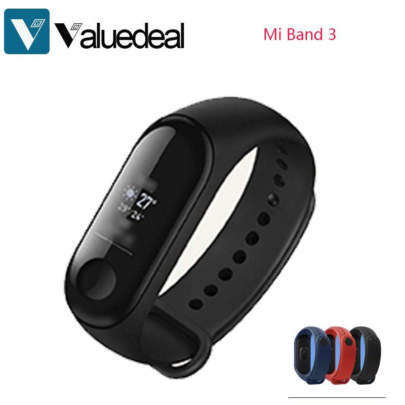 In stock Xiaomi Mi Band 3 Smart Bracelet 0.78