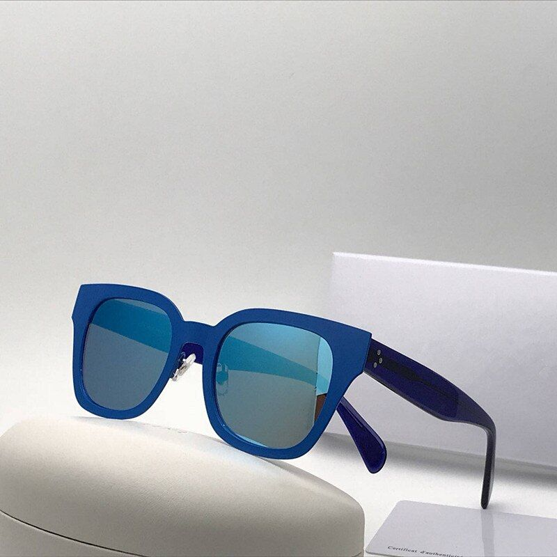 Vintage Fashion quality Retro women men sunglasses OP 41451S HD lens Gafas De Sol original box case high quality free shipping