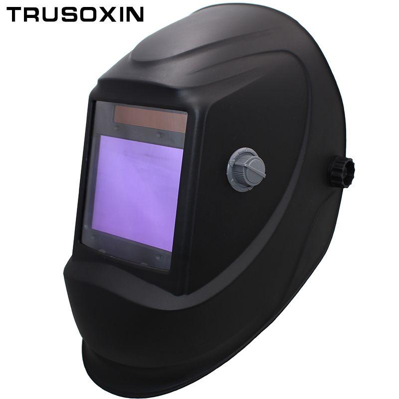 Big View Eara 4 Arc Sensor DIN5-DIN13 Solar Auto Darkening TIG MIG MMA Grinding Welding Mask/Helmet/Welder Cap/Welder Goggles