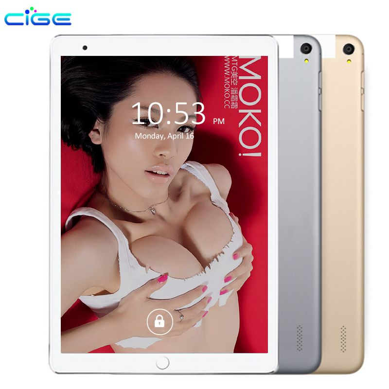CIGE A6510 10.1 inch tablet pc octa core android 7.0 RAM 4GB ROM 64GB 1280*800 dual sim card WIFI Bluetooth Smart tablets 10