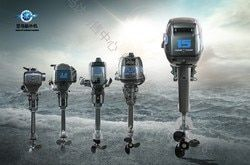 Factory Low Price High Quality New Speeda 3.5hp outboard engine gasonline marine boat motors