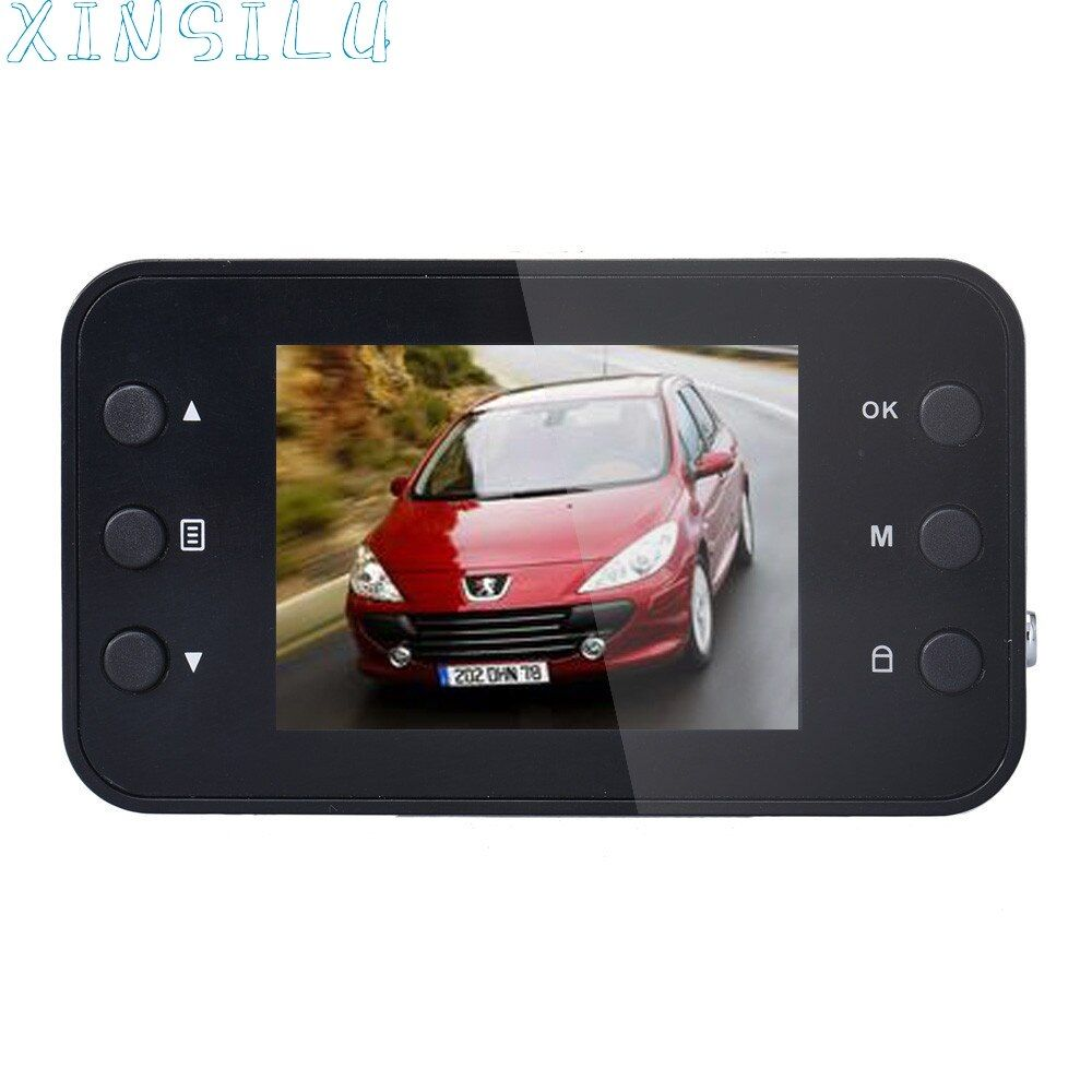 2,7 ''LCD Full HD 1080 P Auto Dvr Video Recorder Sep23