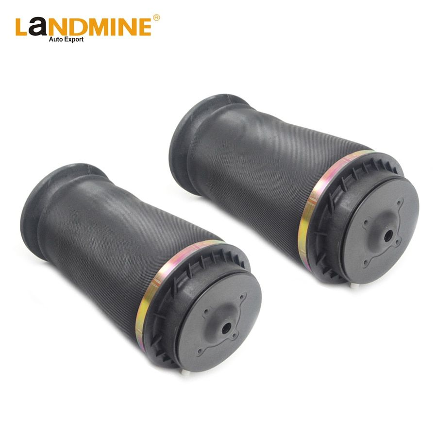 2PCS New Free Shipping Mercedes GL X164 W164 Rear Air Bag Suspension Air Shock Air Spring Air-Suspension 1643201025