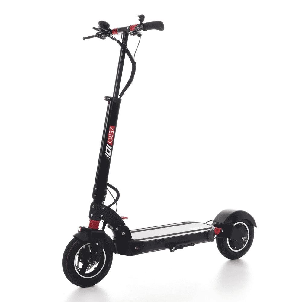 Neueste Null 10 elektrische roller faltbare 10 zoll mini roller leichtigkeit anstelle von fuß scooter Universal roller