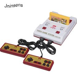 Portable Retro Classic Handheld Video Game Console 8 Bit to TV for FC Kids Family 30 Anniversary + 500 Game Card 2 Controller