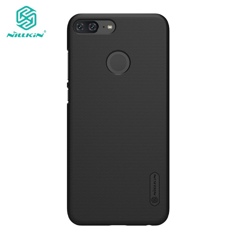Huawei Honor 9 Lite Case Cover Nillkin Frosted Shield Hard Back Cover Case for Huawei Honor 9 Lite 2017 Version 5.65''