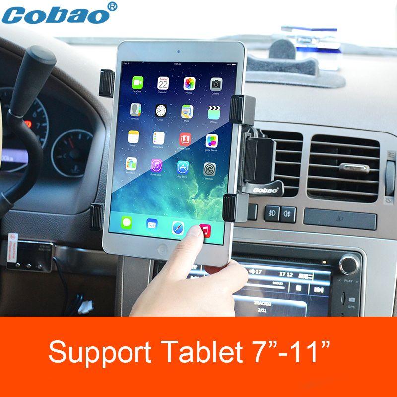 Universal 7 8 9 10 11 zoll tablet PC ständer entlüfter tablet auto halter geeignet für ipad und ipad mini